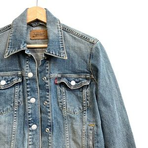 Levi's jean jacket S